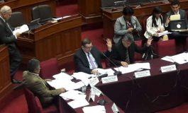 Rolando Reátegui vuelve al Congreso y es ninguneado por fujimoristas