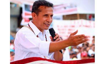 """Ollanta Humala: """"Hay una conspiración del Equipo Lava Jato para linchar política y judicialmente a Nadine y a mí"""""""