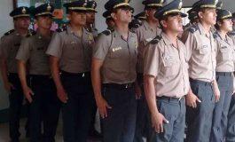 DIVPOL Moyobamba dispuso suspender vacaciones de policías