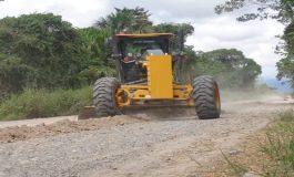 Carretera Calzada - Soritor avanza a pasos de tortuga