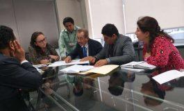 San Martín presentó demanda de urgencia para el desarrollo