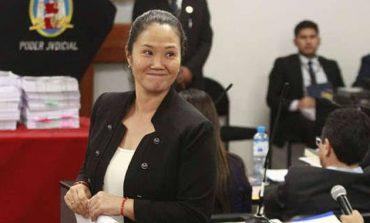 Keiko Fujimori: TC publica este jueves fallo que ordena su libertad