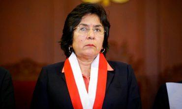 Marianella Ledesma es la nueva presidenta del Tribunal Constitucional