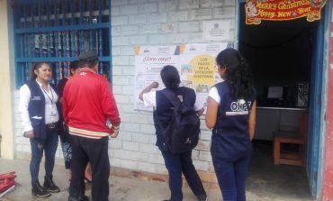 ODPE San Martín inició capacitación a electores