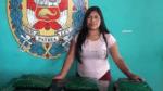 APP exige renuncia de candidata al Congreso que fue detenida transportando 12 kg de cocaína