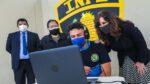 Penal de Moyobamba inicia videollamadas de internos con sus familiares