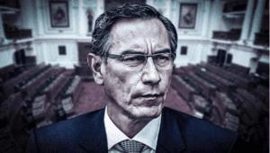 Martín Vizcarra fue inhabilitado por 10 años para ejercer cargos públicos