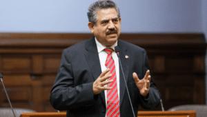 LO ÚLTIMO: Manuel Merino solicita al Congreso pensión vitalicia como expresidente