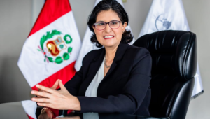 Jefa nacional de RENIEC llega a San Martín para supervisar servicios de atención