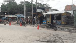 MPM inicia trabajos para desvío de aguas pluviales en la plazuela Amor y Paz