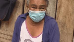 Moyobamba: Anciana a punto de ser desalojada de su propiedad