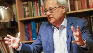"""César Hildebrandt sobre Julio Velarde: """"Él es una garantía de que no vamos a imprimir más billetes"""""""