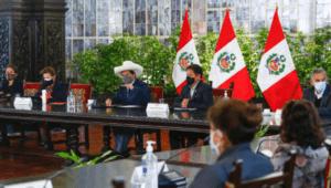 Perú Libre presenta proyecto de ley para reducir el sueldo de Pedro Castillo y congresistas